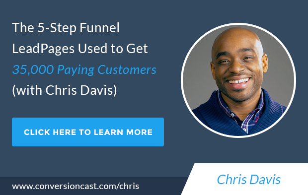 Marketing Automation with Chris Davis