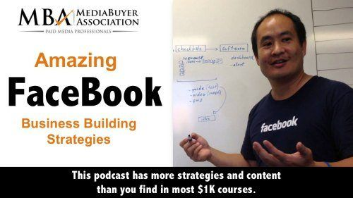 Amazing FaceBook and business building strategies with Dennis Yu Part 2